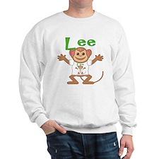 lee-b-monkey Sweatshirt