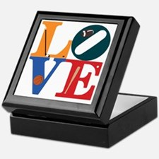 Philly Sports Love Keepsake Box