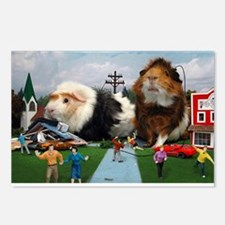 pigZillasBig Postcards (Package of 8)