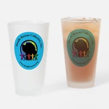 circlebumper2.25 Drinking Glass