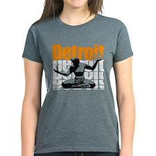 Vintage 80s DETROIT (Distressed Design) T-Shirt