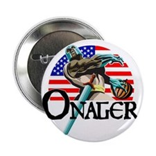 "Onager Team USA - lg3 2.25"" Button"