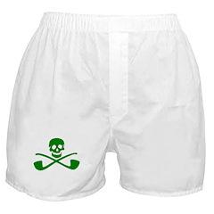 Leprechaun Pirate Boxer Shorts