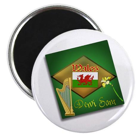"""Welsh 2.25"""" Magnet (100 pack)"""