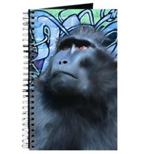 Card-Black-Macaque Journal