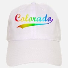 colorado rainbow Baseball Baseball Cap
