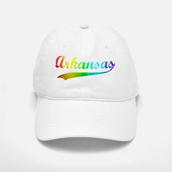 arkansas rainbow Baseball Baseball Cap