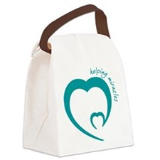 helping miracles Canvas Lunch Bag