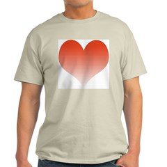 Faded Heart T-Shirt