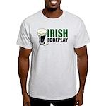 Irish Foreplay Green Light T-Shirt