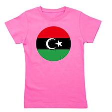 8x10-Free_Libyan_Airforce_Roudel Girl's Tee