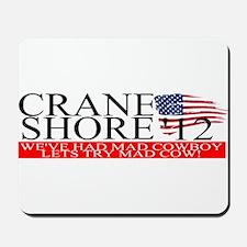 Denny Crane for President Mousepad