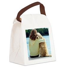 Mousepad3 Canvas Lunch Bag