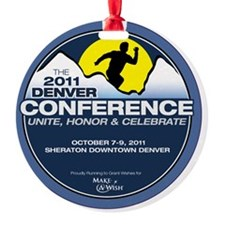 The 2011 Denver Conference Ornament
