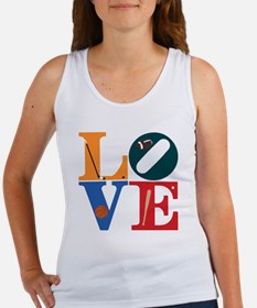 Philly Sports Love Women's Tank Top