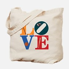 Philly Sports Love Tote Bag