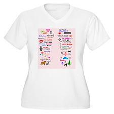 Twis Pink FF T-Shirt