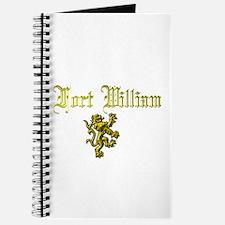 Fort William. Journal