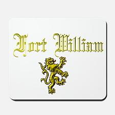 Fort William. Mousepad