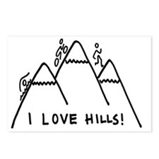 Hills Postcards (Package of 8)