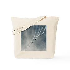 Blue Angels - Flip Flops Tote Bag