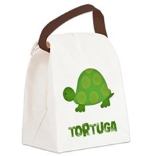 tortuga Canvas Lunch Bag