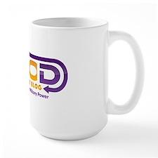 DEB logo 3 Mug