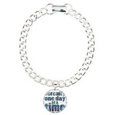 serenity-one-day-at-a-ti Charm Bracelet, One Charm