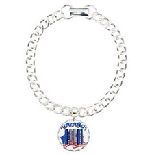 Remember 9/11 - 9-11-01  Bracelet