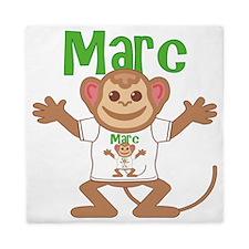 marc-b-monkey Queen Duvet