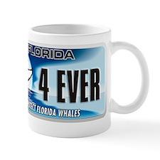 WhalePlate_front_10x10 Mug