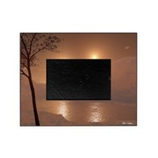 DesertAdvancing2066H Picture Frame