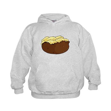 Baked potato Kids Hoodie
