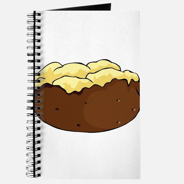 Baked potato Journal