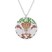 ricky-b-monkey Necklace