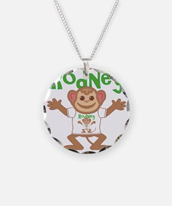 rodney-b-monkey Necklace