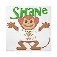 shane-b-monkey Queen Duvet