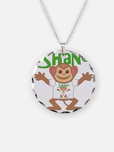shane-b-monkey Necklace