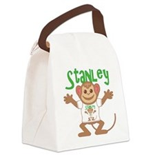 stanley-b-monkey Canvas Lunch Bag