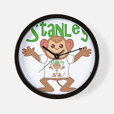 stanley-b-monkey Wall Clock