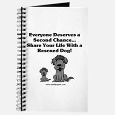 Everyone Deserves a Second Chance Journal