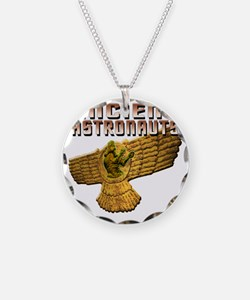 Ancient Astros Wings Necklace