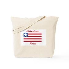 Liberian roots Tote Bag