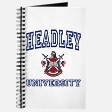 HEADLEY University Journal