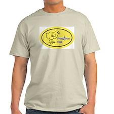 Presbyterian Chick T-Shirt, light color choices