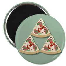 Pizza Triforce Magnets