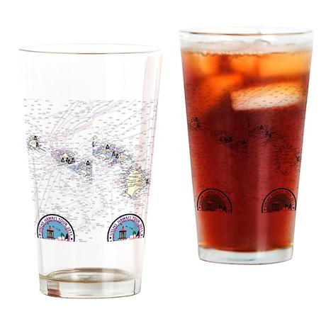 Flip-Flops Drinking Glass