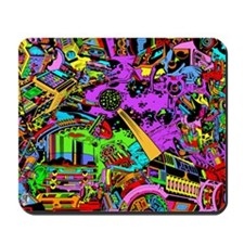 Hail to the King (20) Mousepad