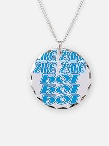 zike-zake-bw Necklace