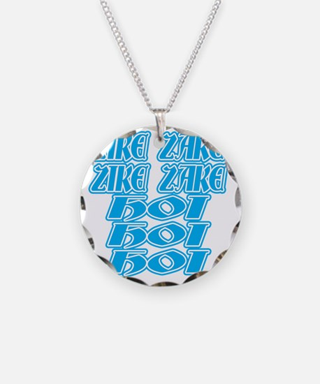 zike-zake-bw Necklace